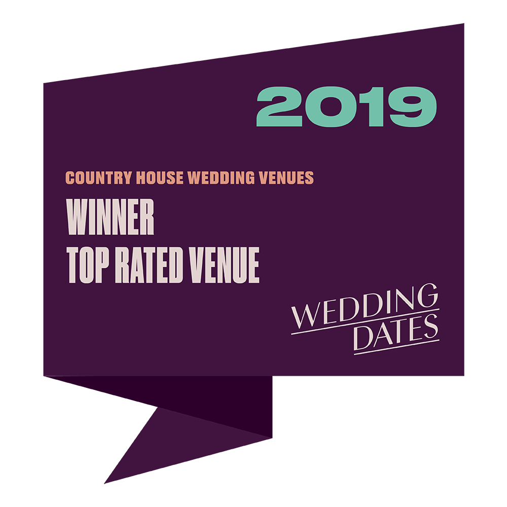 Top Rated Country House Wedding Venues 2019