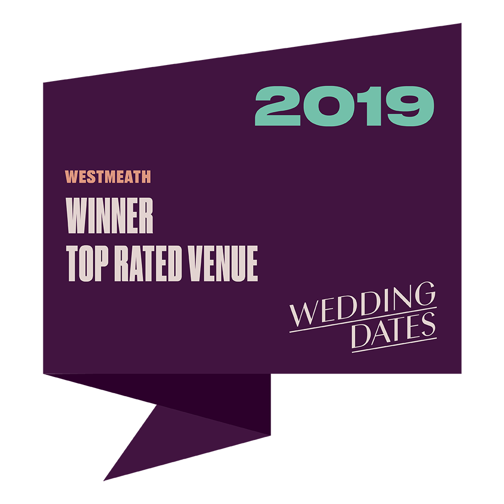 Top Rated Wedding Venues in Westmeath 2019
