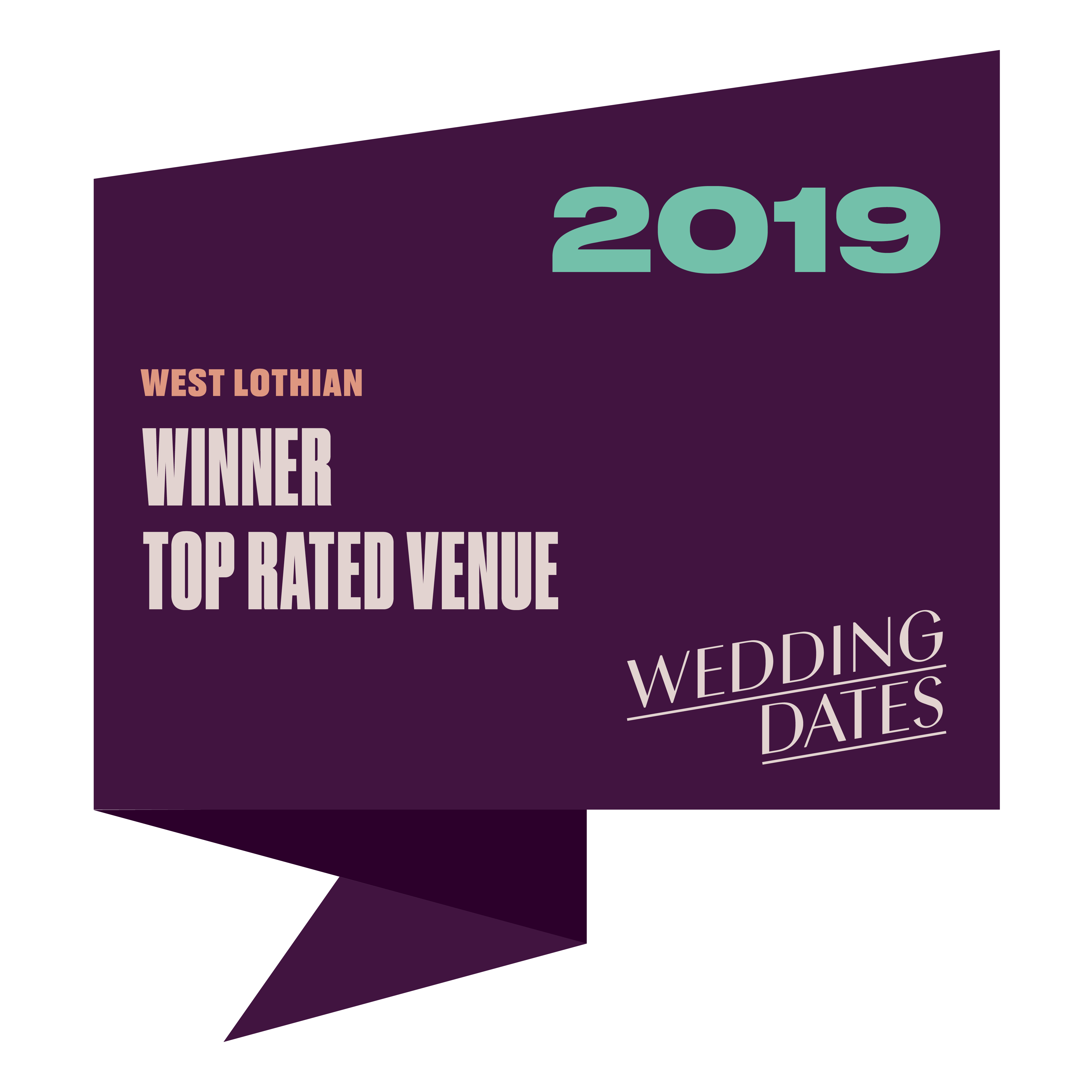 Top Rated Wedding Venues in West Lothian 2019