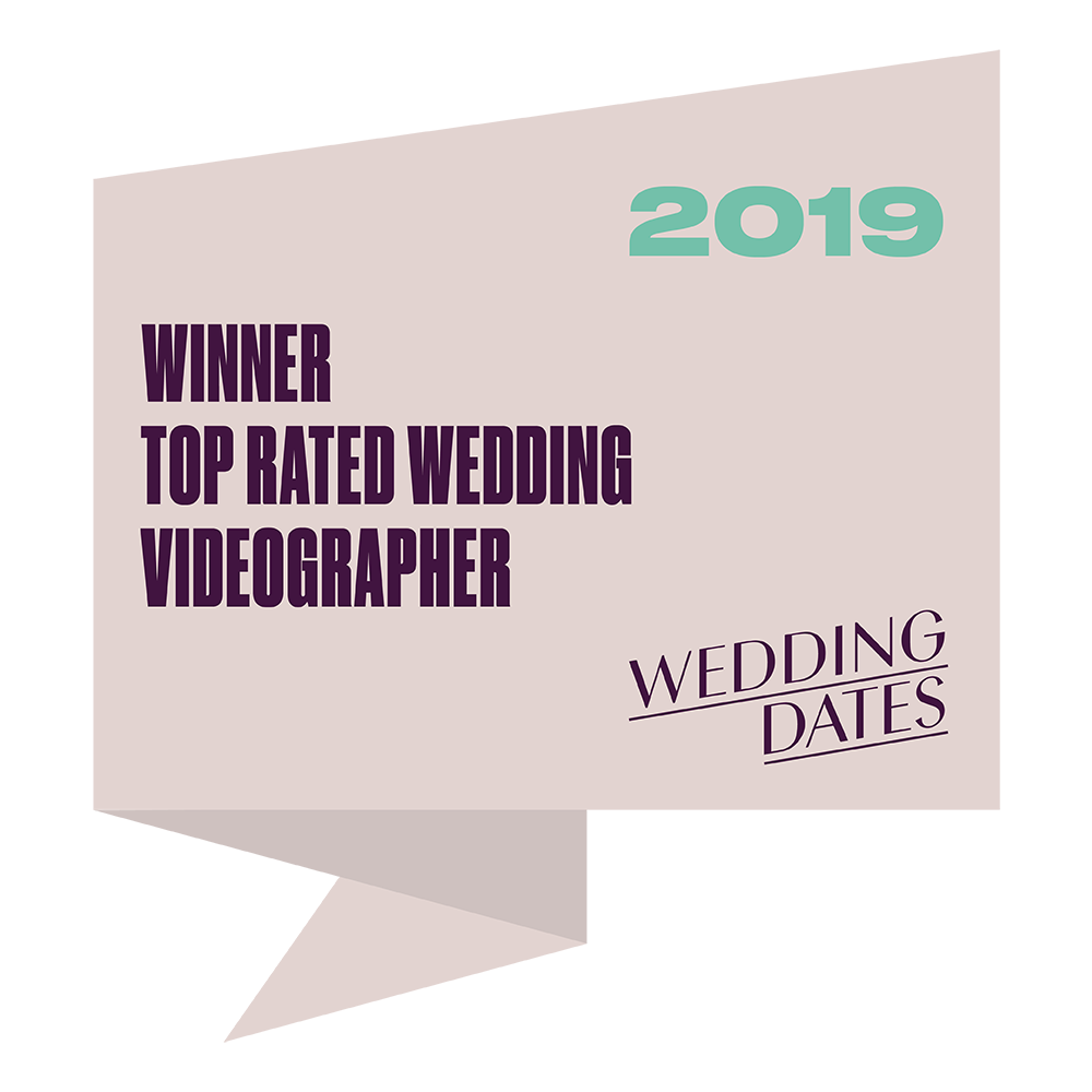 Top Rated Wedding Videographers 2019