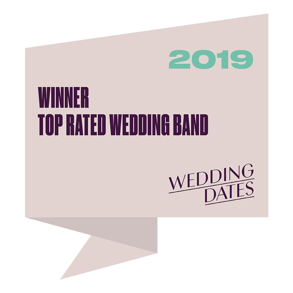 Top Rated Wedding Band 2019