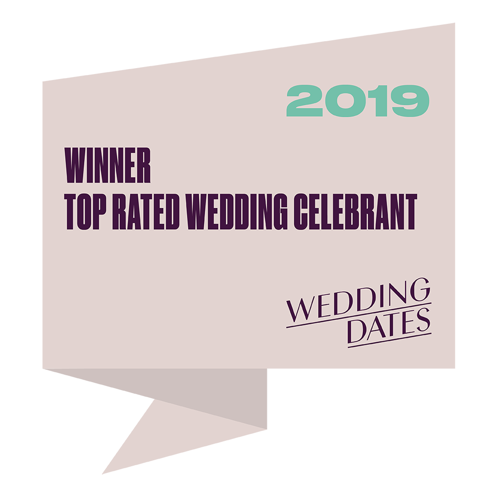 Top Rated Wedding Celebrant 2019