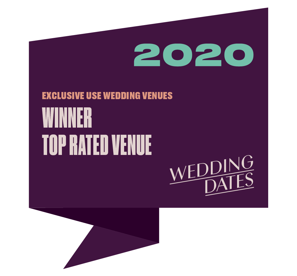 Top Rated Exclusive Use Wedding Venue 2020
