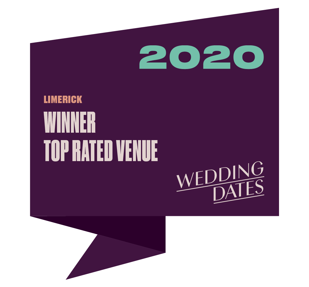 Top Rated Wedding Venue in Limerick 2020