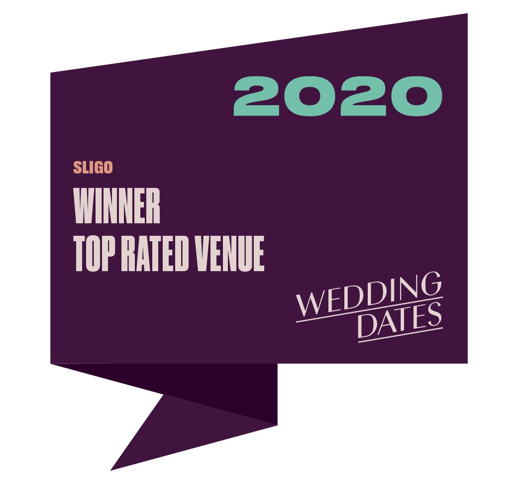 Top Rated Wedding Venue in Sligo 2020
